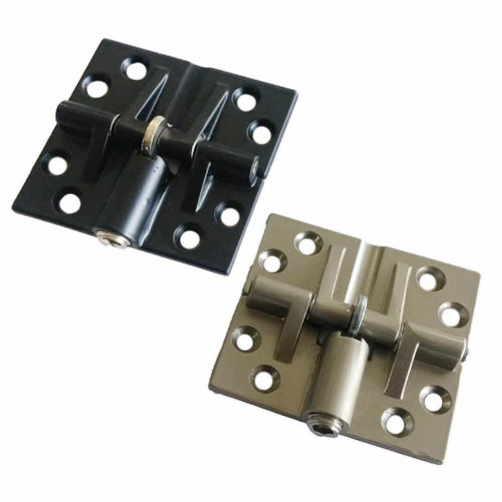 UP)UJ접이경첩-블랙 니켈 생활용품 철물 철물잡화 철물용품 생활잡화
