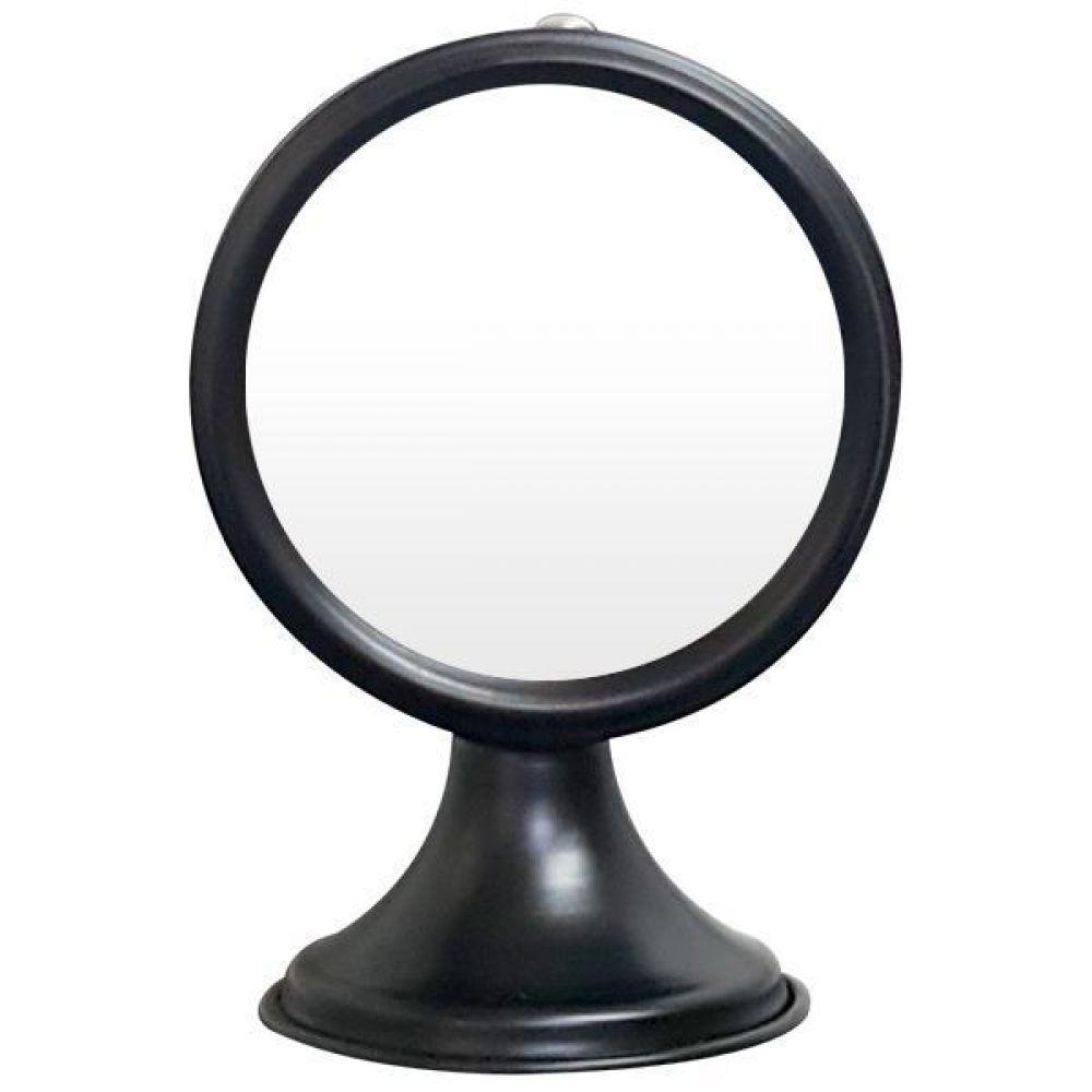 IG7356 탁상 거울 블랙 제조한국 탁상거울 인테리어거울 메탈거울 소품거울 장식거울