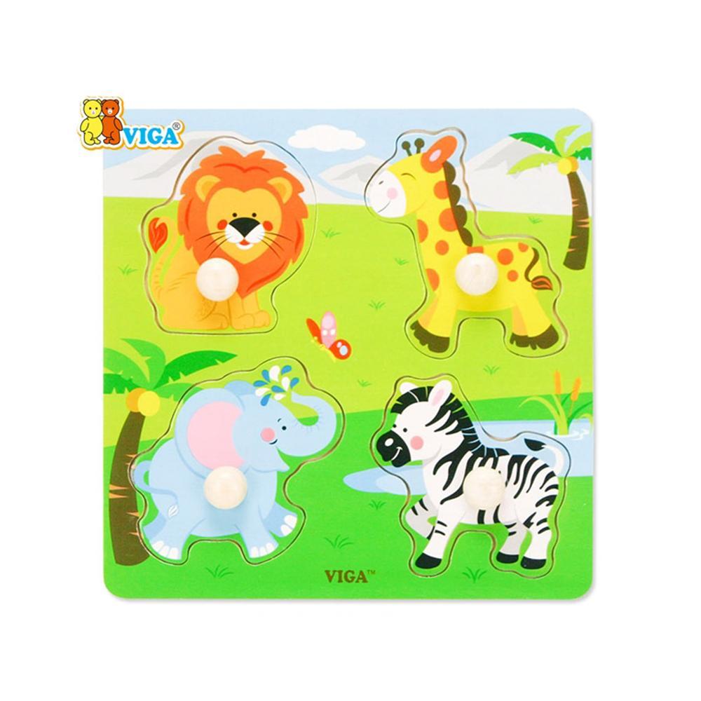 선물 유아 어린이 놀이 베베꼭지 퍼즐 야생동물 아이 퍼즐 블록 블럭 장난감 유아블럭