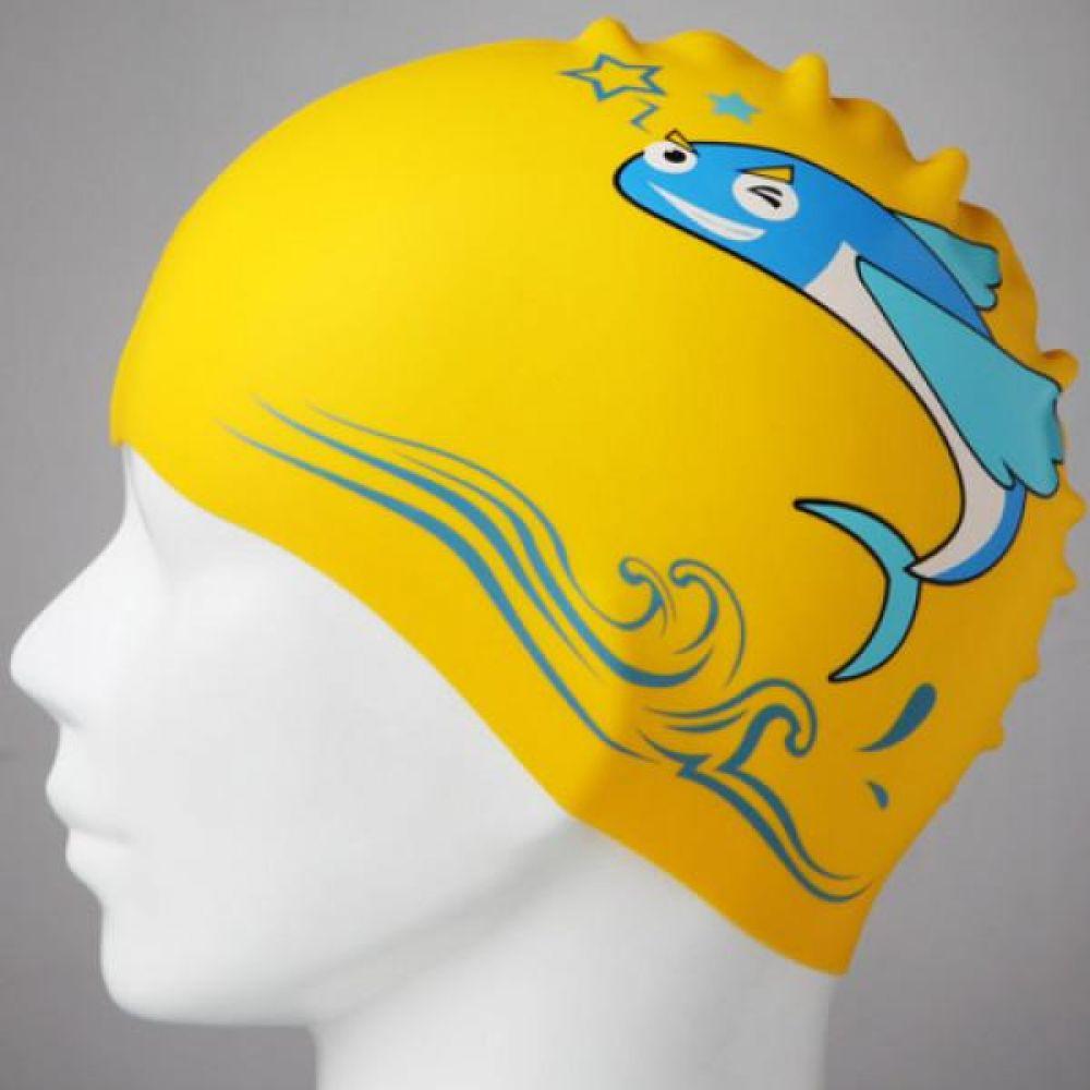 SGL-CA033 날치스 SD7 실리콘수모 실리콘수모 수영모자 수영용품 수영모 수영수모
