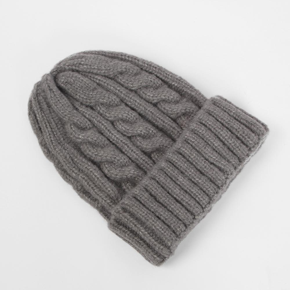 겨울 니트 모자 그레이 니트모자 방한용품 털모자 겨울모자 비니모자 니트모자 방한용품 털모자