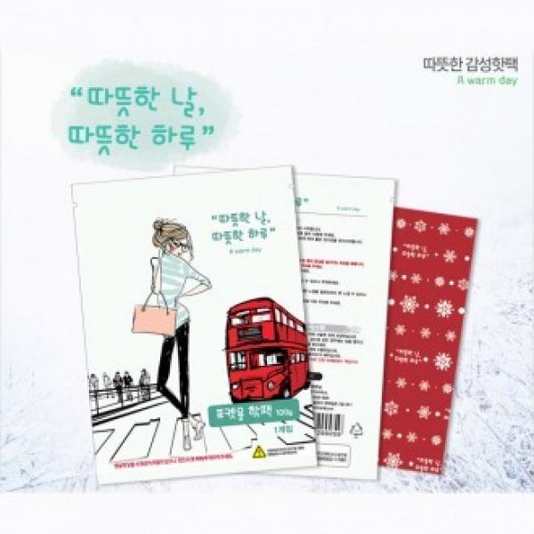 국산 따뜻한하루 포켓용 핫팩 군용핫팩 10매 묶음