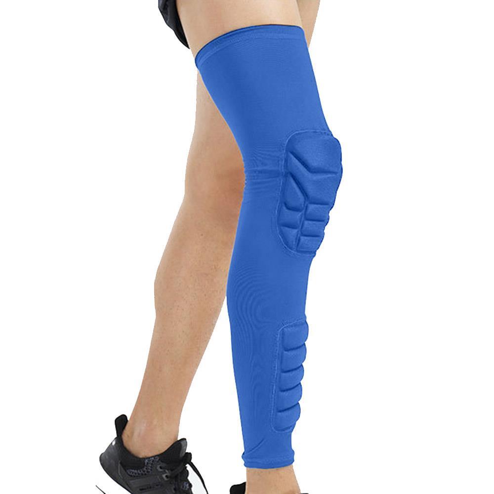 무릎보호대 근육보호대M 블럭쿠션 정강이 다리 관절보호대 관절보호밴드 정강이보호대 실리콘보호대 근육보호대