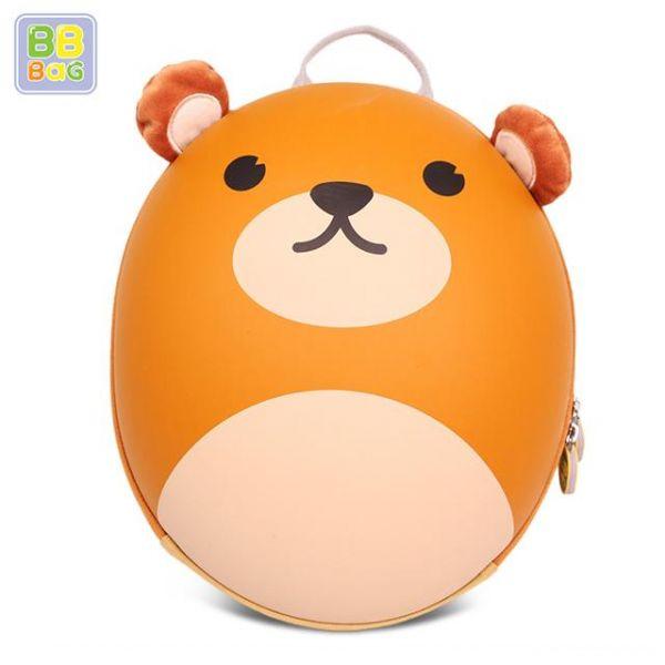 백팩 곰 비비백 캐릭터가방 윌리엄가방 생일선물 유치원 유아가방 아동가방 백팩 미아방지용 크로스백