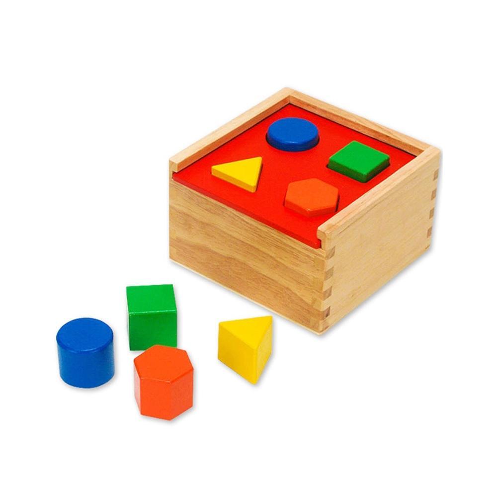 선물 유아 어린이 쌓기 놀이 도형상자 아이 장난감 퍼즐 블록 블럭 장난감 유아블럭
