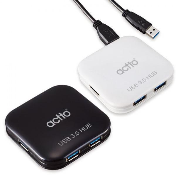 ACTTO 엑토 래피드 USB 3.0 허브 HUB-27
