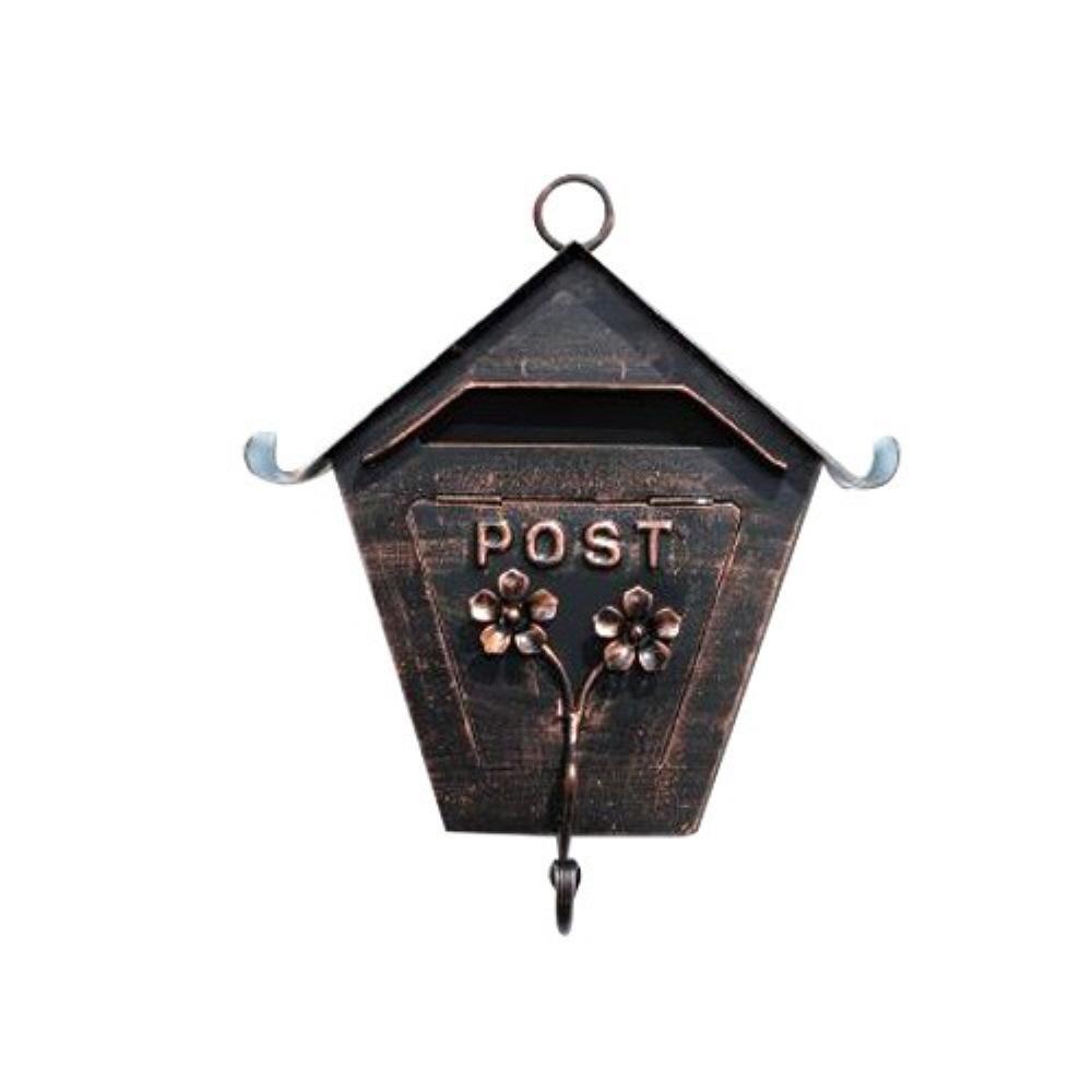 주택 엔틱 벽걸이 우편함 인테리어 우편물 수취함 우편함 우체통 다세대우편함 주택우편함 우편물수취함