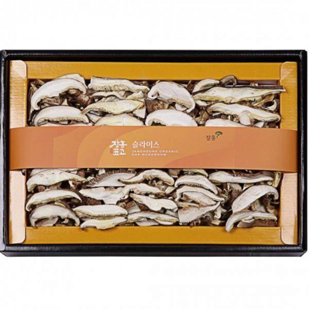 표고절편2호 200g 쇼핑백포장 식품 농산물 채소 표고버섯 선물세트