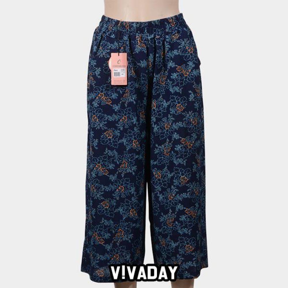 VIVADAY-SC358 밴딩 일자 와이드 쉬폰팬츠 홈웨어 이지웨어 긴팔 반팔 내의 레깅스 원피스 잠옷 덧신 알라딘바지