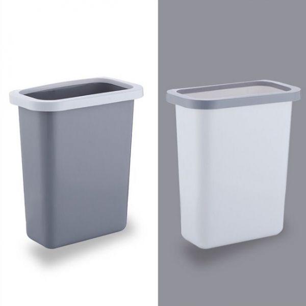MWSHOP 싱크대 걸이용 휴지통 쓰레기통 엠더블유샵