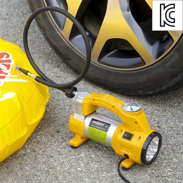 JHC컴퍼니 제노테크 LED 차량용 에어컴프레셔 펌프 캠핑용품 컴프레셔 차량용펌프 펌프 에어컴프레셔