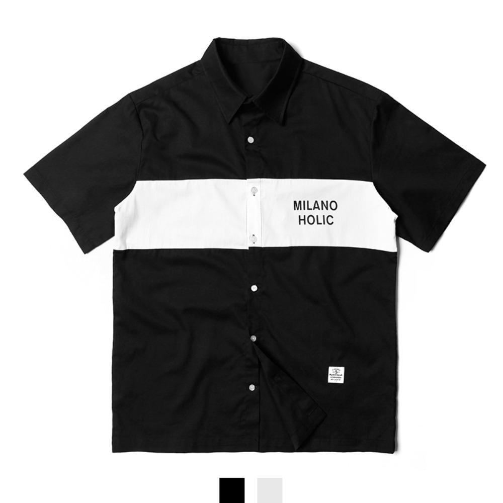 밀리노 홀릭 남자 반팔셔츠 남자셔츠 남자반팔셔츠 남자여름셔츠 남자와이셔츠 와이셔츠 반팔와이셔츠 옥스포드셔츠 남성셔츠 남자정장셔츠 정장와이셔츠 빅사이즈셔츠 화이트셔츠 블랙셔츠 슬림핏셔츠 무지셔츠 심플셔츠