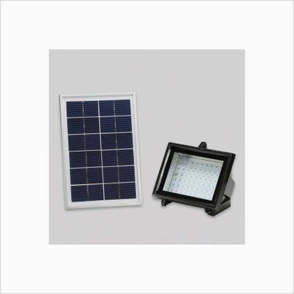 인테리어 경관조명 태양광 60LED 투광등 철물용품 인테리어조명 경관조명 태양광조명 대문등 외부조명 센서등 정원등 투광등