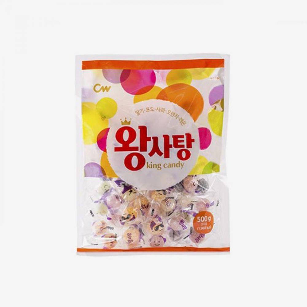 청우 왕사탕 550g 1박스 청우식품 간식 주전부리 스낵 과자 캔디 왕사탕