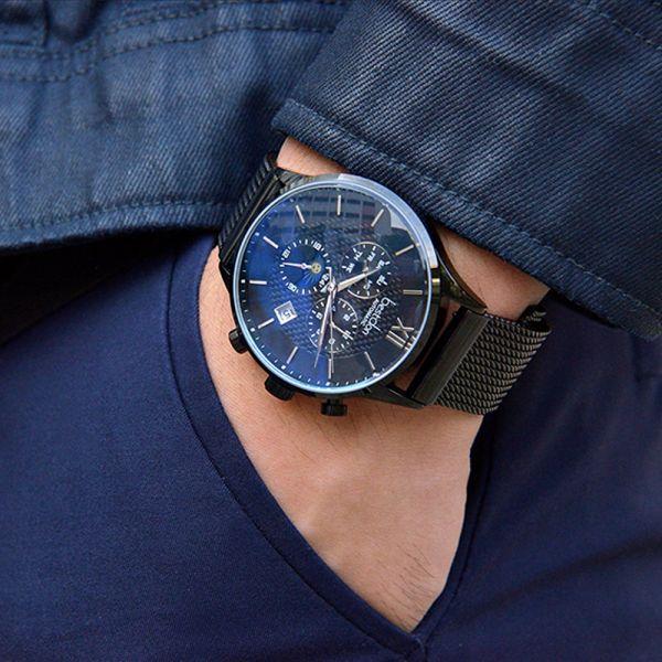 베스트돈 남성 메탈 손목시계 BD7135 남성시계 남자시계 손목시계 오토매틱시계 남자손목시계