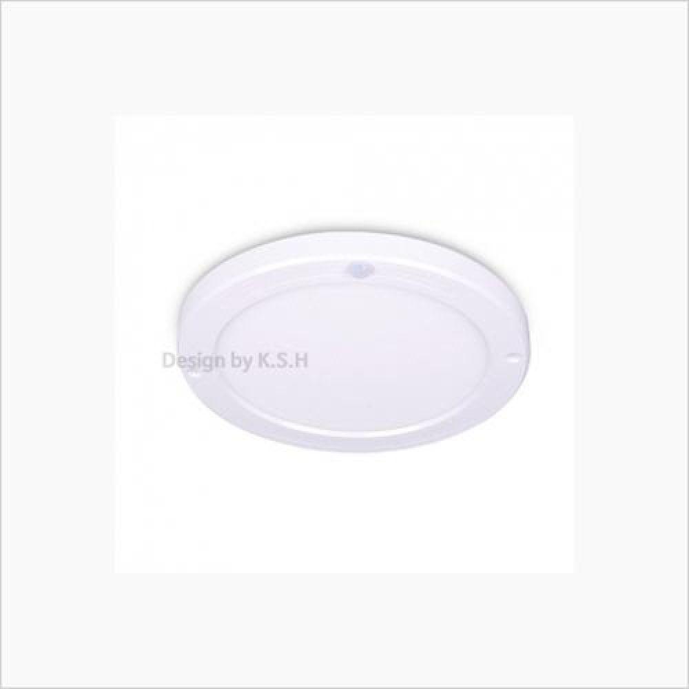 인테리어조명 두영 LED 엣지 원형센서등 20W 철물용품 인테리어조명 LED벌브 LED전구 전구 조명 램프 LED램프 할로겐램프 LED등기구