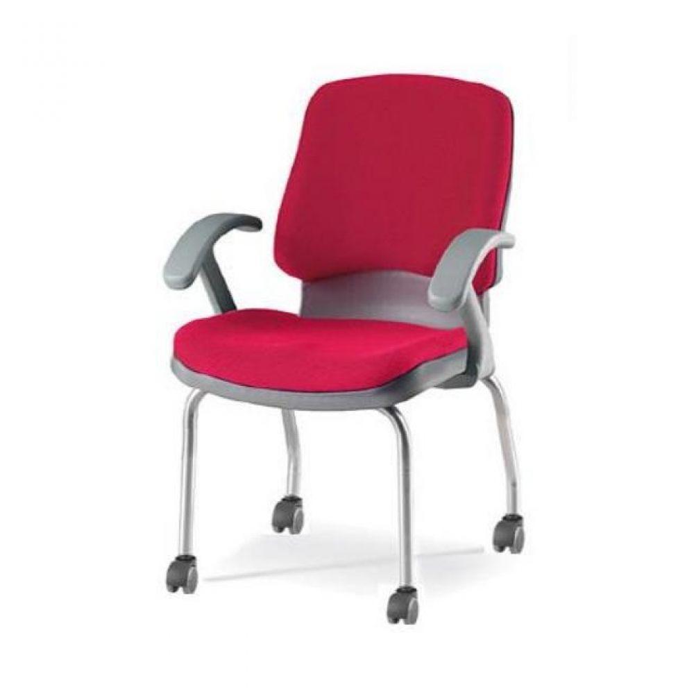 회의용 바퀴의자 팬텀(중) 팔유(올쿠션) 565-PS1006 사무실의자 컴퓨터의자 공부의자 책상의자 학생의자 등받이의자 바퀴의자 중역의자 사무의자 사무용의자