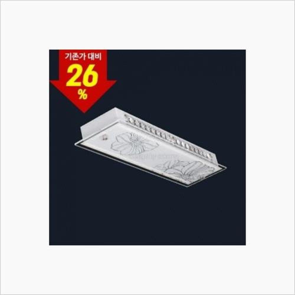인테리어조명 크리스탈유리 LED 욕실등 25W 인테리어조명 무드등 백열등 방등 거실등 침실등 주방등 욕실등 LED등