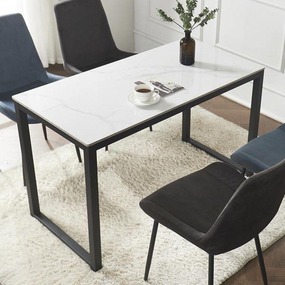 심플라인 플러스 세라믹 식탁 1200 테이블 다용도상 거실테이블 티이블 미니테이블