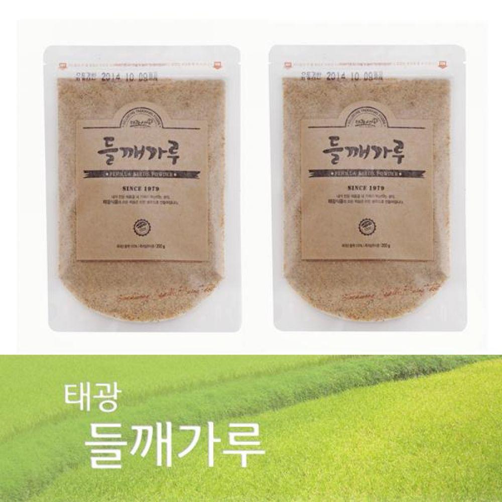 (박스단위 판매)들깨가루 1Box(250g x 40개)국내산 들깨로만 만든 바른 먹거리 건강 곡물 간편식 잡곡 한끼
