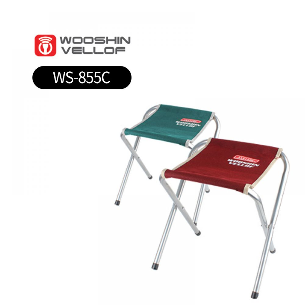 BBQ미니체어(2개) WS-855C - 캠핑의자 접이식 좌식의자 간이의자 캠핑 등산 야영 라이딩 휴대용 캠핑의자 야영의자 휴대용의자 휴대용접이식의자 접이식체어 야간라이딩 손전등 등받이접이식의자 야영 캠프