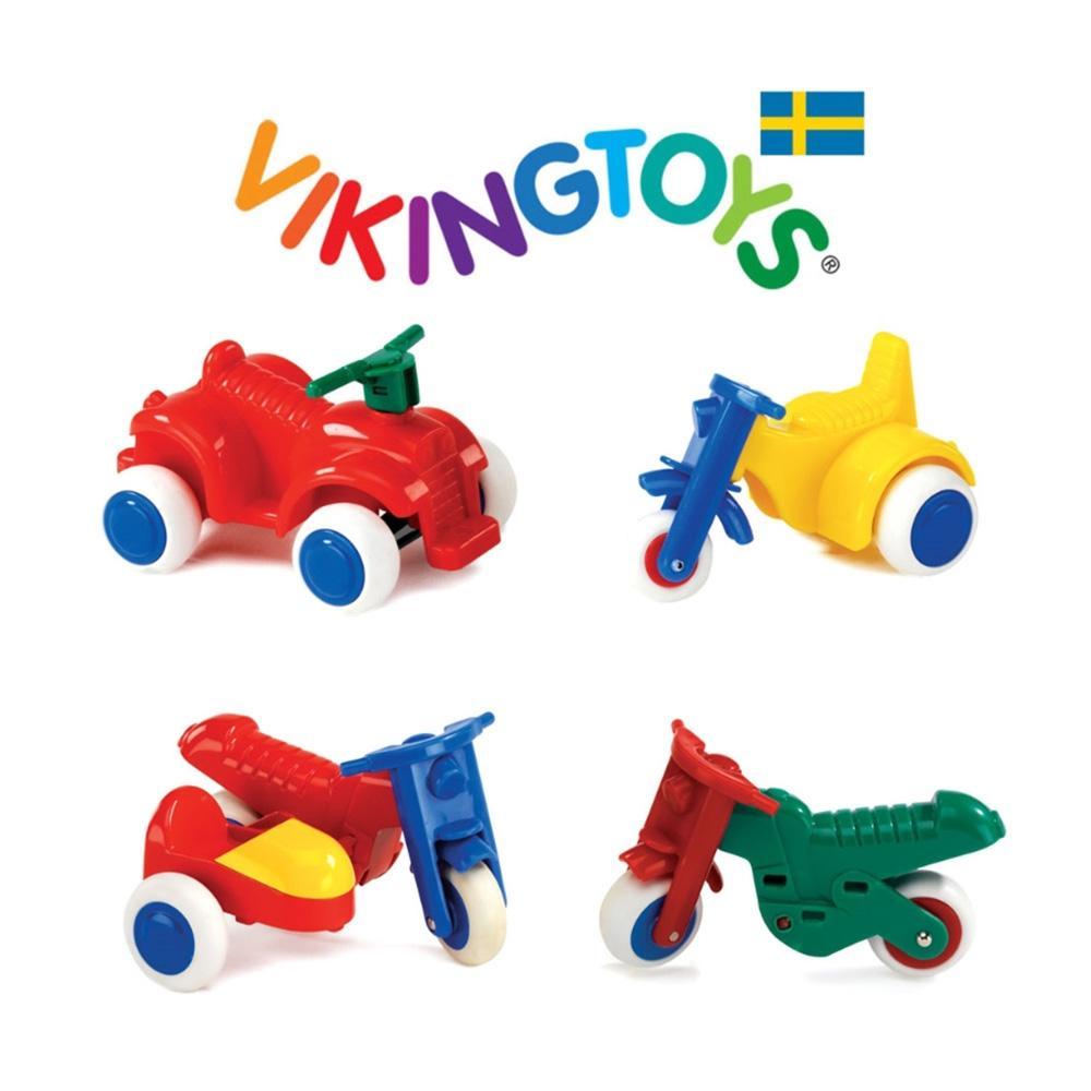 선물 유아 장난감 커비 바이크 4종세트 10cm 생일 유아원 장난감 3살장난감 4살장난감 5살장난감