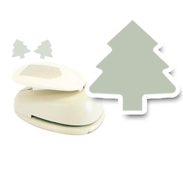 모양펀치 R-76(펀칭규격76mm이내) 006 나무 모양펀치 미니펀칭기 펀치 모양만들기 공예