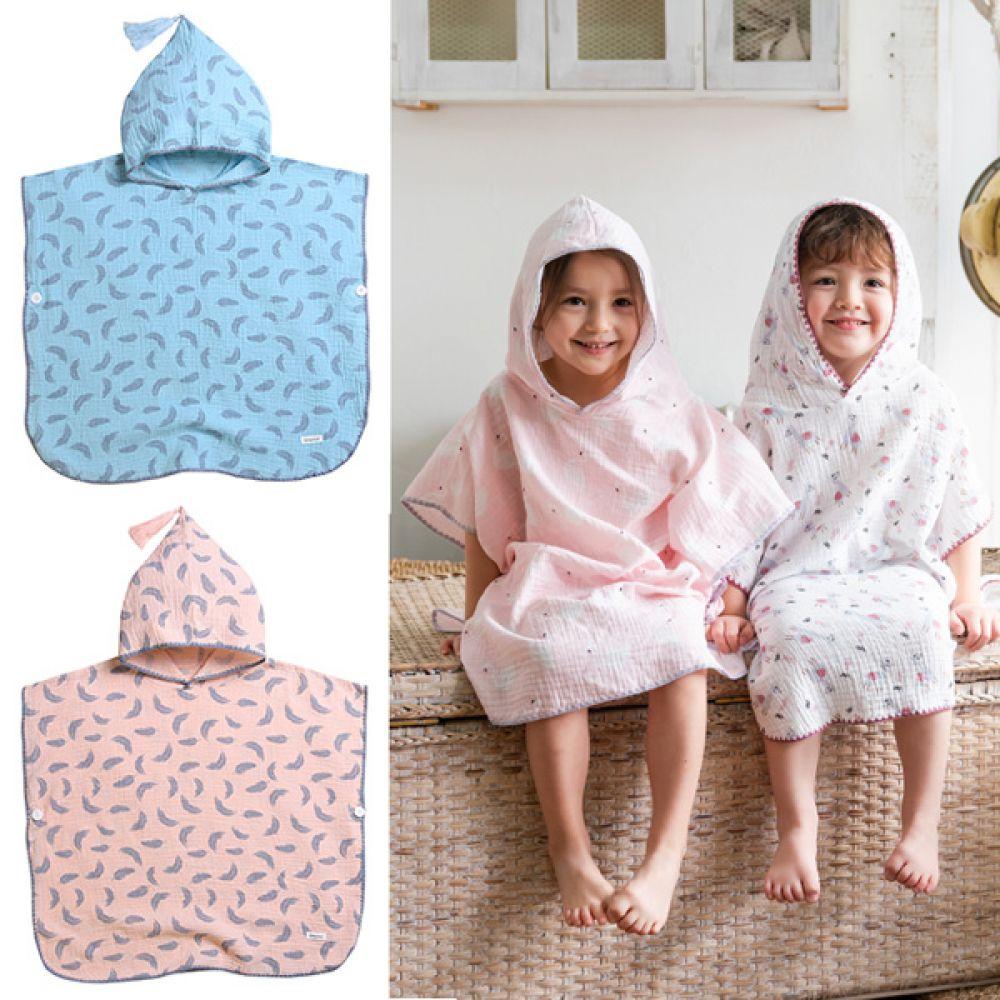 요정 요루거즈 비치가운(1-6세) 203766 비치가운 목욕가운 유아비치가운 유아목욕가운 요루거즈 요루거즈가운 아기목욕가운 아기비치가운 아기가운 유아가운