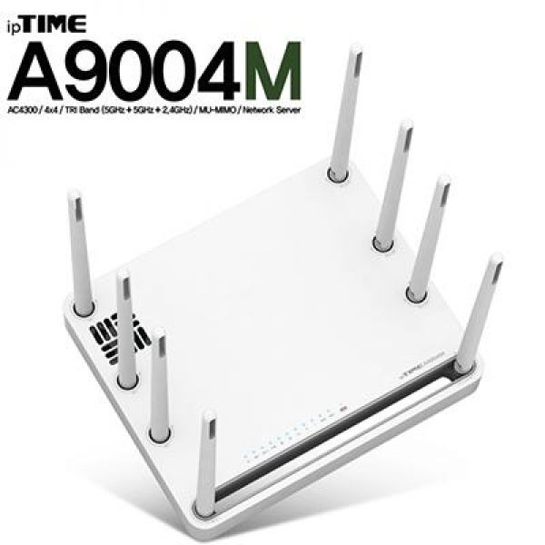 A9004M WHITE 11ac 유무선공유기 컴퓨터용품 컴퓨터주변기기 공유기 유무선공유기 와이파이