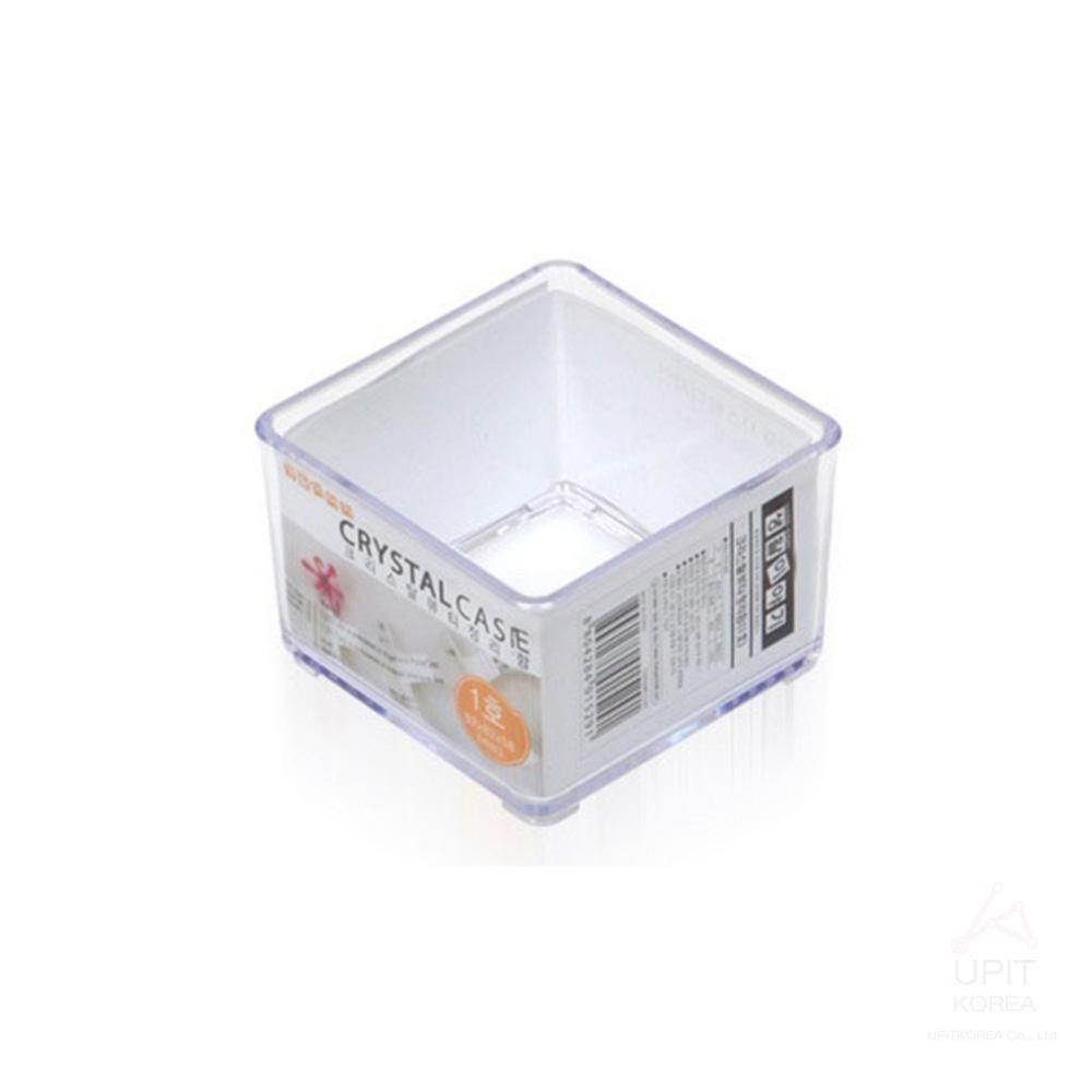 GM)크리스탈 뷰티 정리용품 1호_5291 생활용품 가정잡화 집안용품 생활잡화 잡화