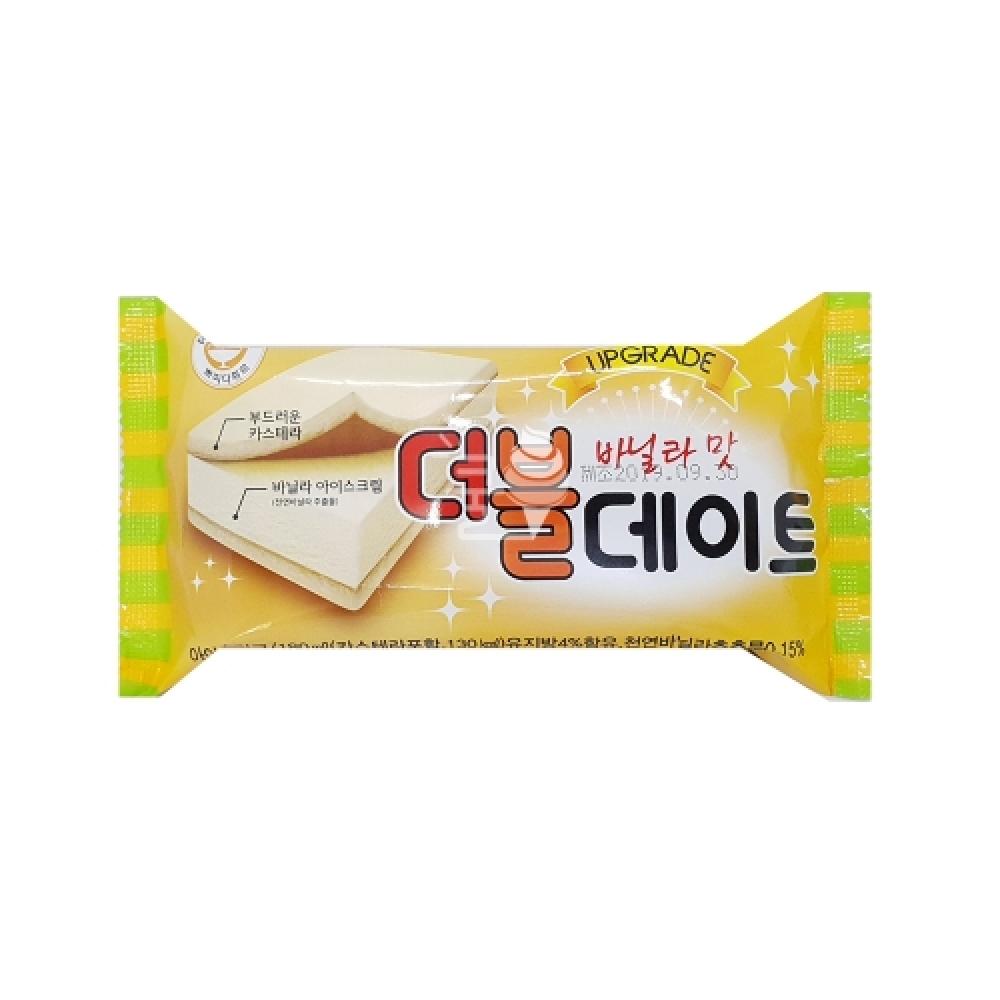 서울) 더블데이트 1박스 (24개입) 빙과간식 맛있는하드 간식하드 아이스크림 간식아이스크림