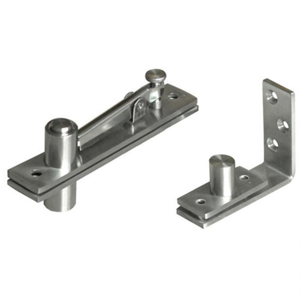 UP)스텐피봇힌지-조절용(ㄱ자) 생활용품 철물 철물잡화 철물용품 생활잡화