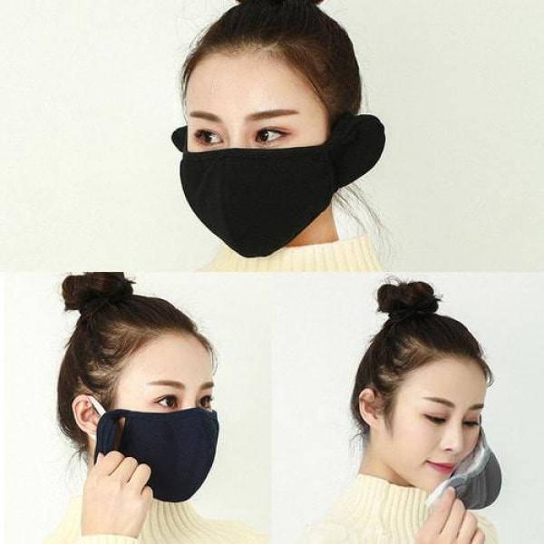 남녀공용 귀마개마스크 SD-6880 귀마개 마스크 목도리 워머 귀도리