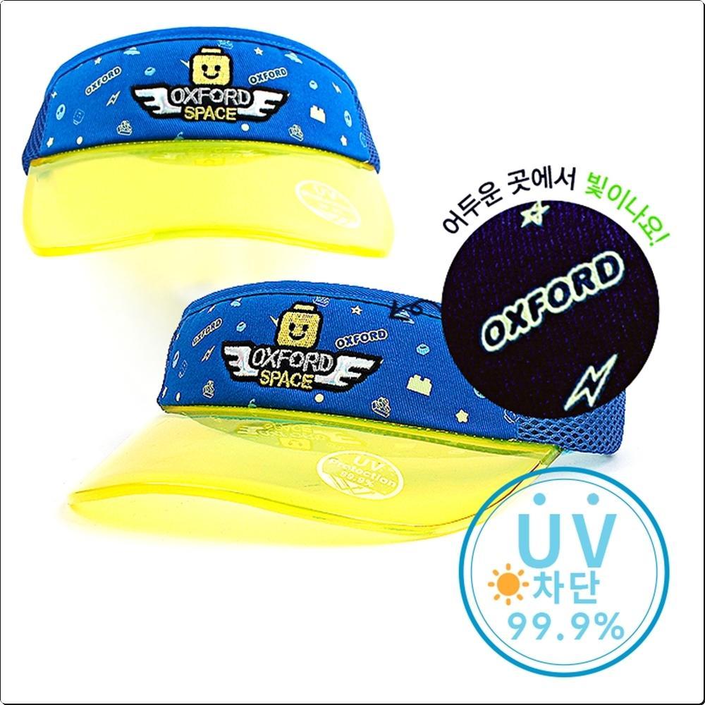 옥스포드 갤럭시 썬캡 야광(바이저 모자)(744328) 캐릭터 캐릭터상품 생활잡화 잡화 유아용품