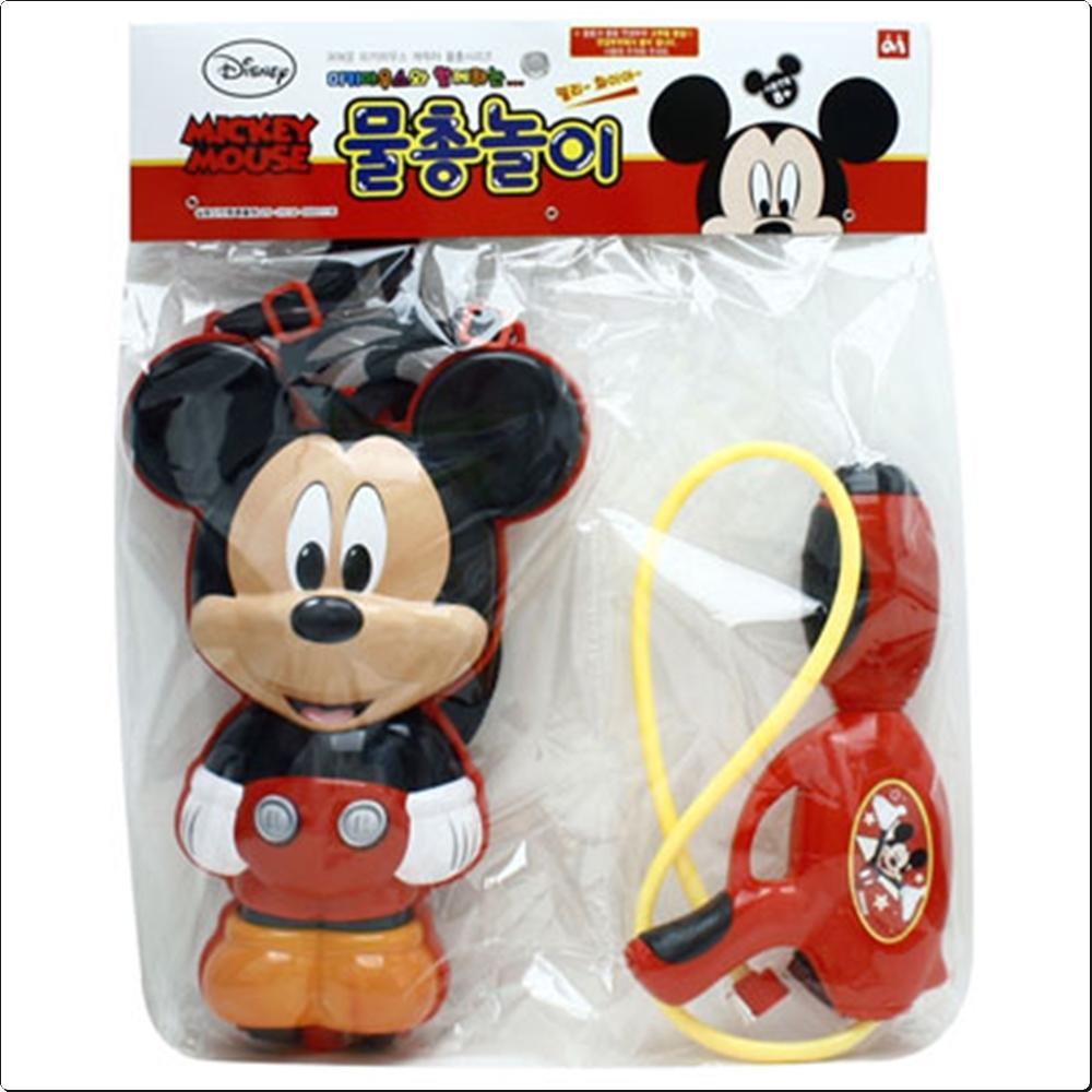 디즈니 미키마우스 배낭물총(846484) 캐릭터 캐릭터상품 생활잡화 잡화 유아용품