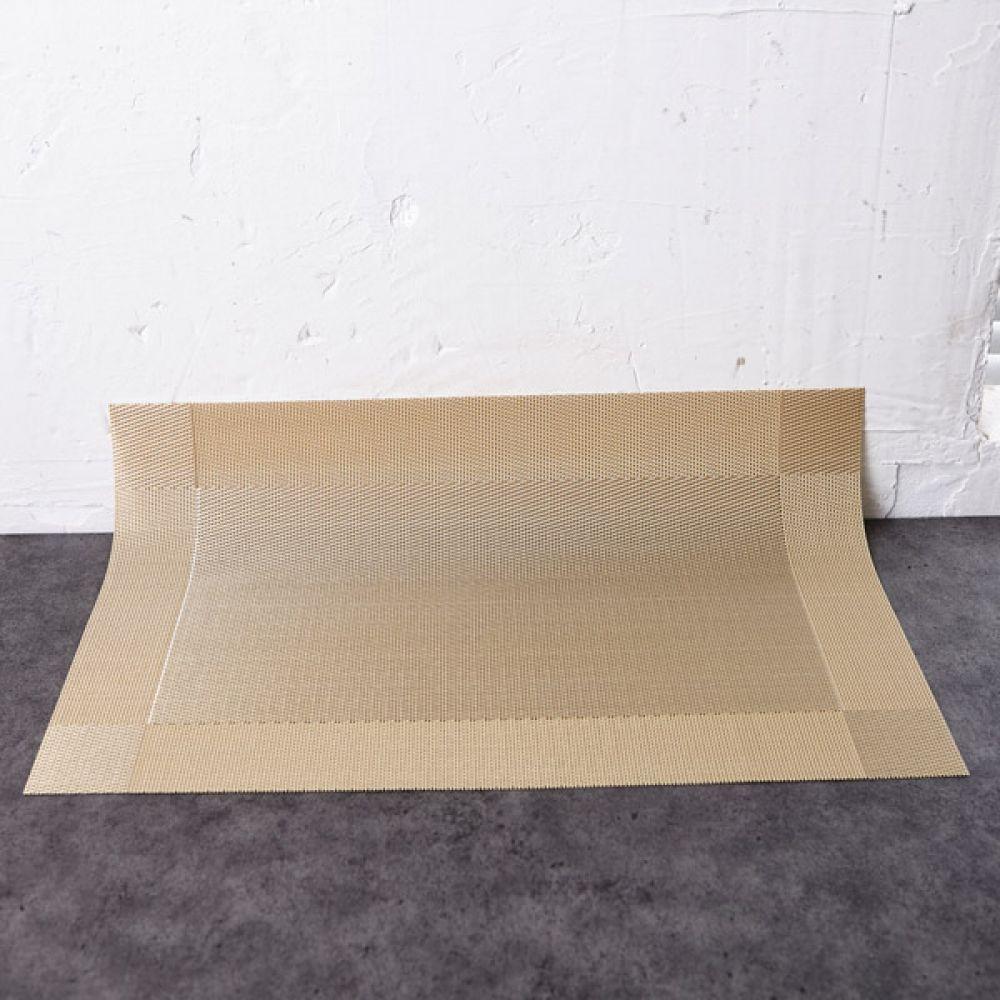 모던 식탁매트 베이지 테이블매트 테이블웨어 주방용품식탁 식탁매트 테이블매트 테이블웨어