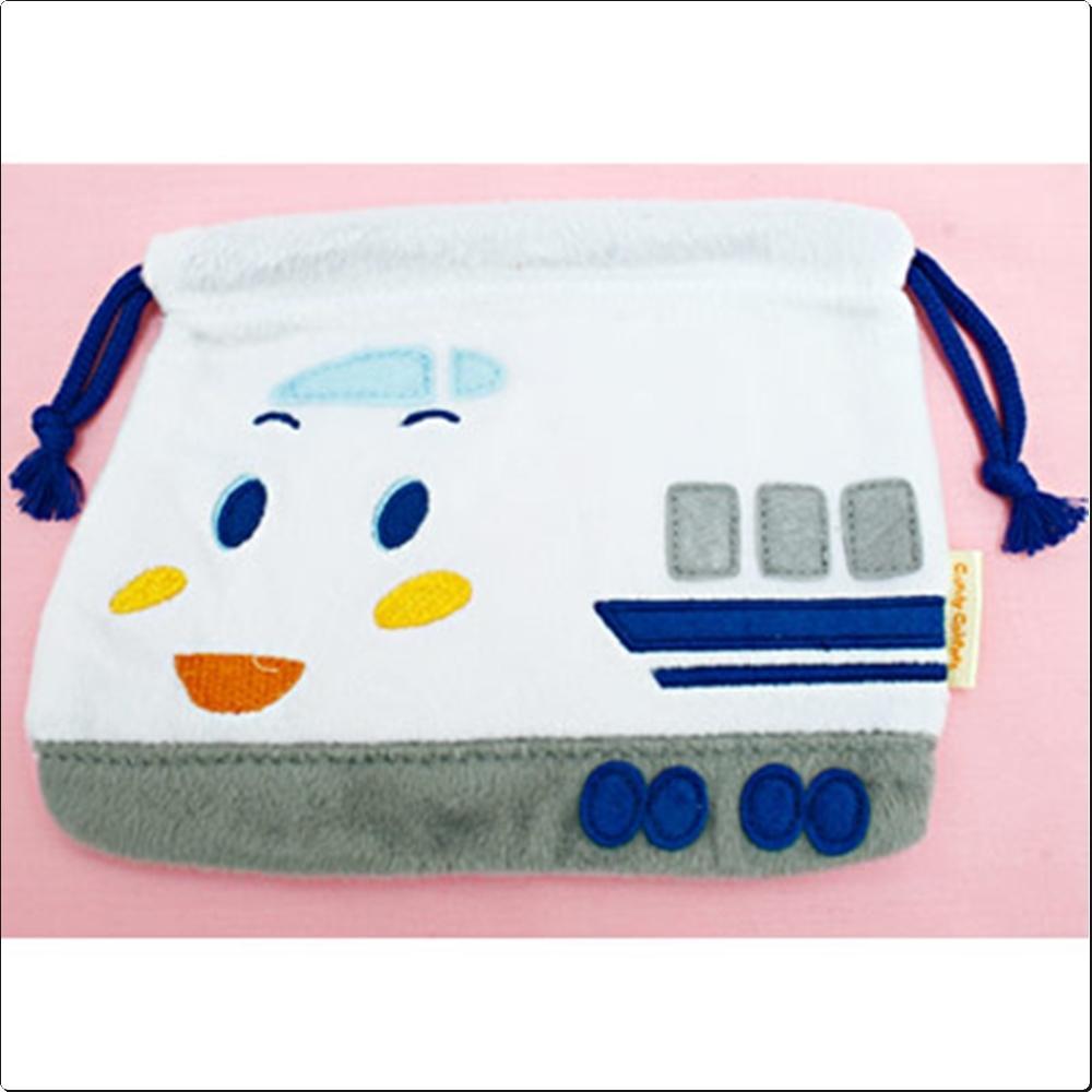 신칸세 다용도조리개 주머니(일)(C999-370339) 캐릭터 캐릭터상품 생활잡화 잡화 유아용품