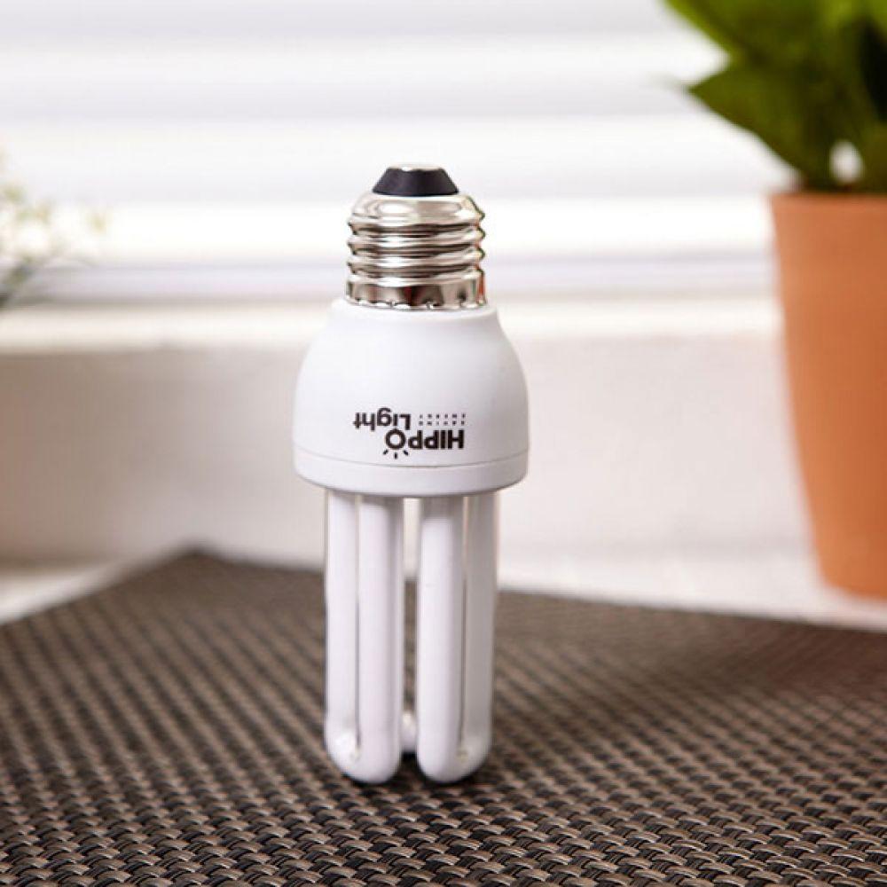 디에스 히포 삼파장 11W 주광색 전등 전구 조명 주광색 조명 전구 전등