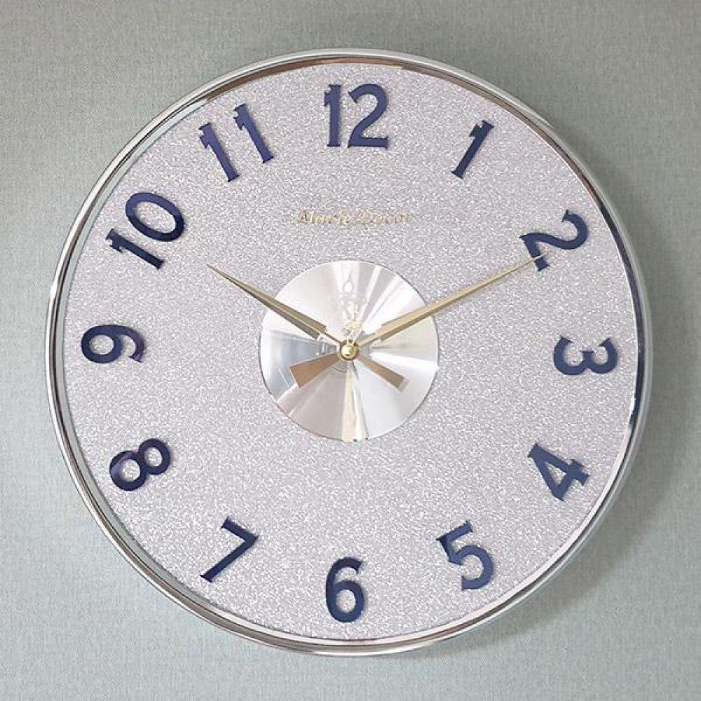 미러넘버 무소음 벽시계 (블랙) 벽시계 벽걸이시계 인테리어벽시계 예쁜벽시계 인테리어소품
