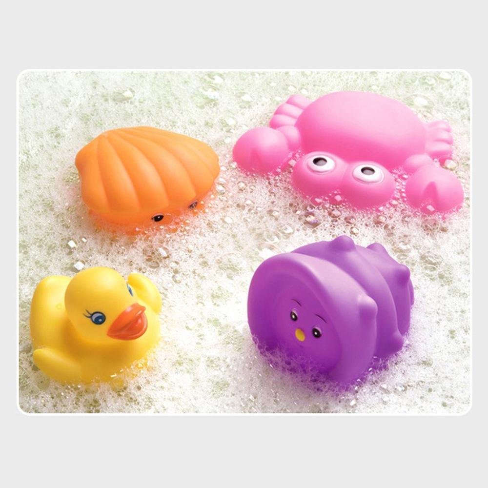 선물 아이 장난감 목욕시간 동물친구 핑크 유아 조카 유아원 장난감 2살장난감 3살장난감 4살장난감