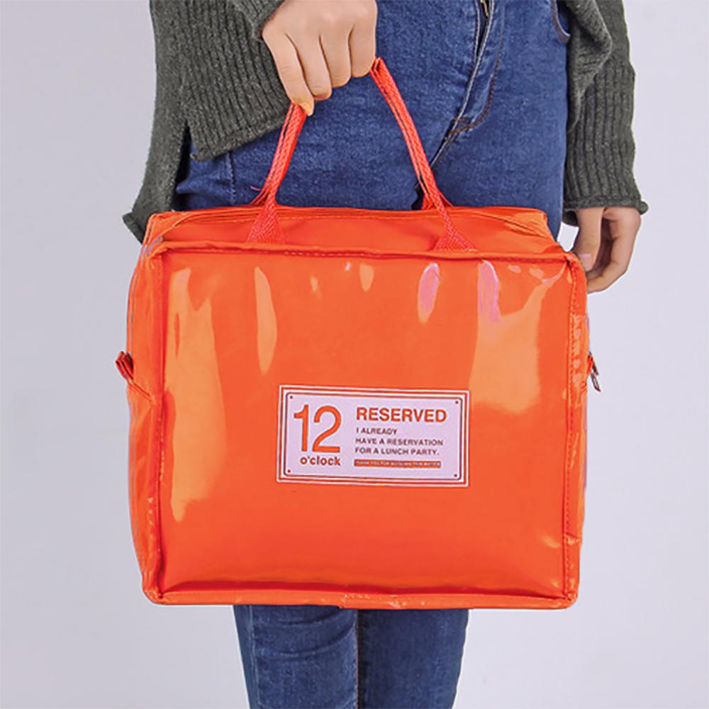 방수 보온보냉 아이스백 오렌지 11L 보냉백 쿨러백 캠핑가방 아이스가방 보냉백 보온보냉백 아이스백