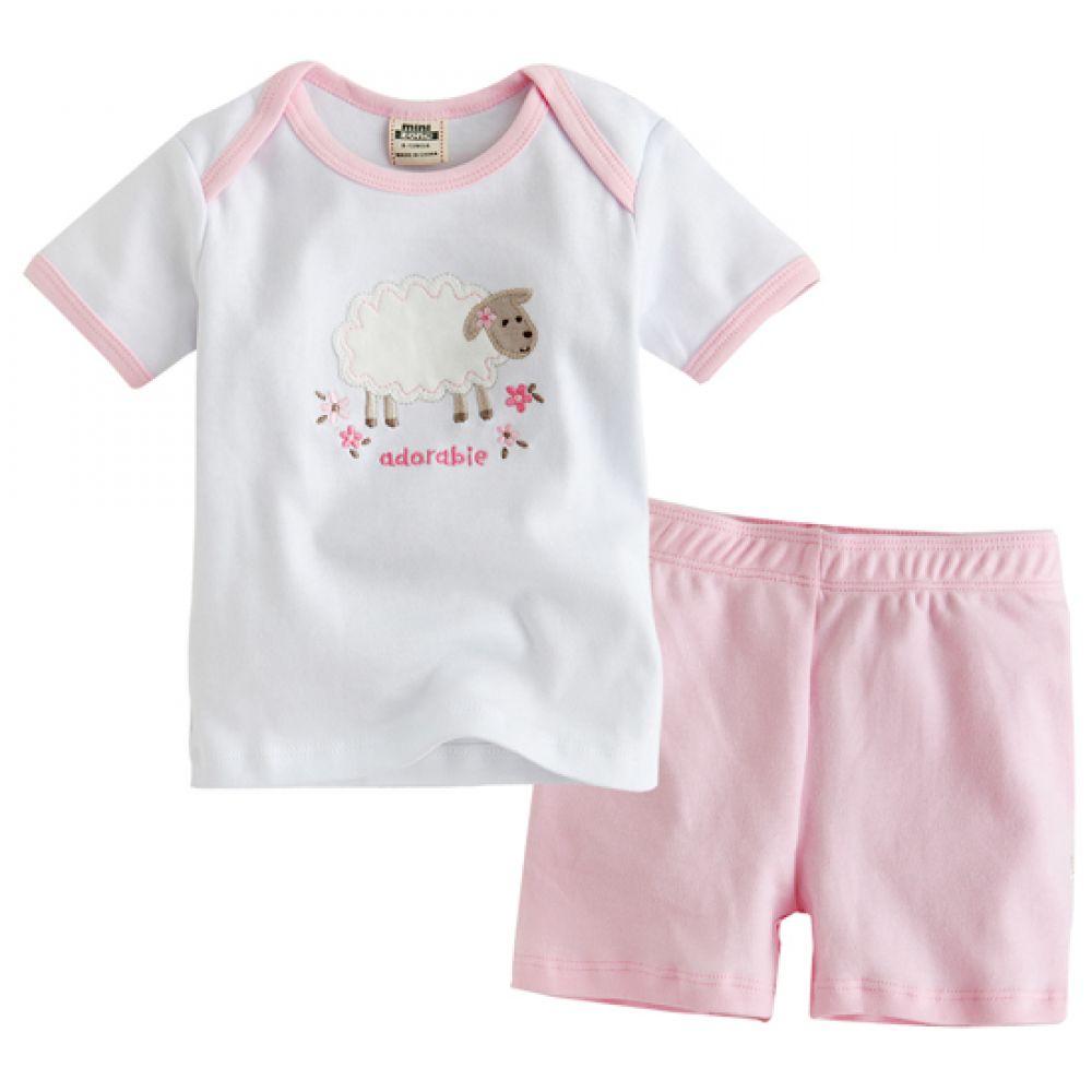 가볍고 시원한 유아 상하복세트 (8-24개월) 202021 아기옷 유아옷 아기외출복 상하복 유아여름옷 엠케이 조이멀티