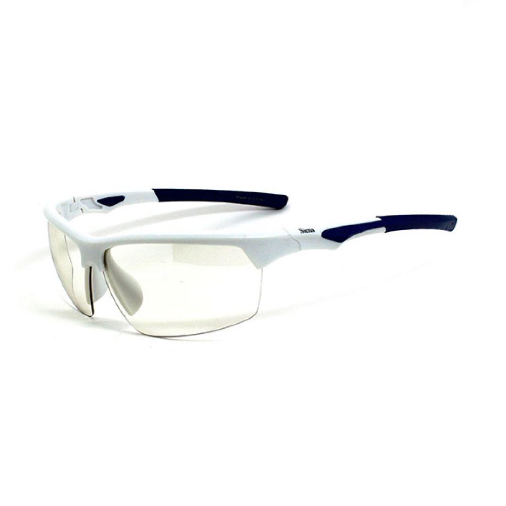 Siena 스포츠고글 5332 white-clear 스포츠고글 스포츠글라스 스포츠선글라스 스포츠안경 스포글라스 투명랜즈