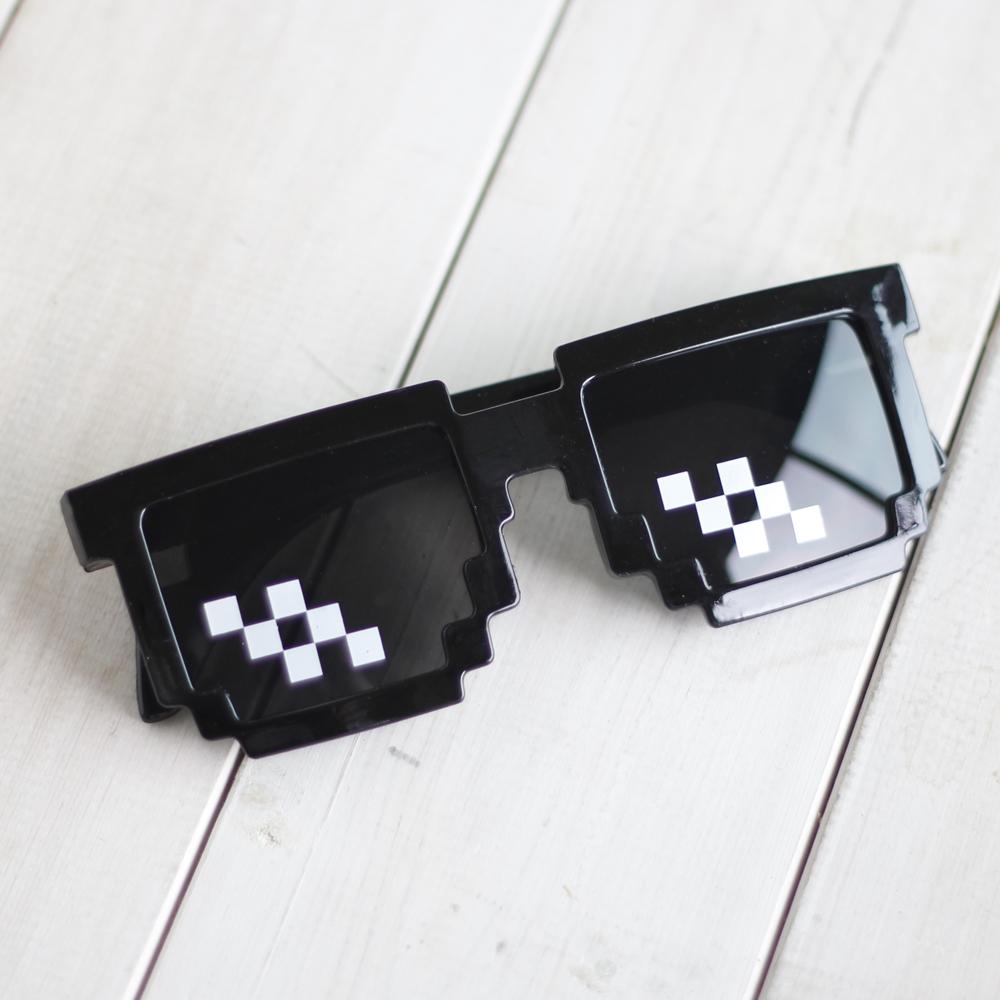 픽셀 인싸 선글라스 모자이크 선글라스 인싸템 남성용선글라스 여성용선글라스 어린이용선글라스 여행선글라스 학생선글라스 픽셀선글라스 재미있는선글라스 인싸아이템 인싸선글라스 모자이크선글라스