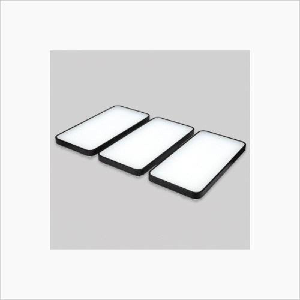 인테리어 홈조명 마빈블랙 6등 LED거실등 150W 인테리어조명 무드등 백열등 방등 거실등 침실등 주방등 욕실등 LED등 평면등