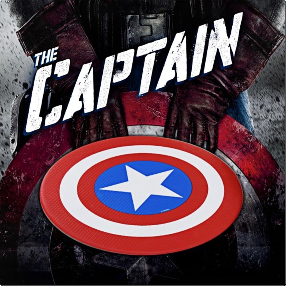 캡틴아메리카 양면매트(중) (씽크/욕실)(098553) 캐릭터 캐릭터상품 생활잡화 잡화 유아용품