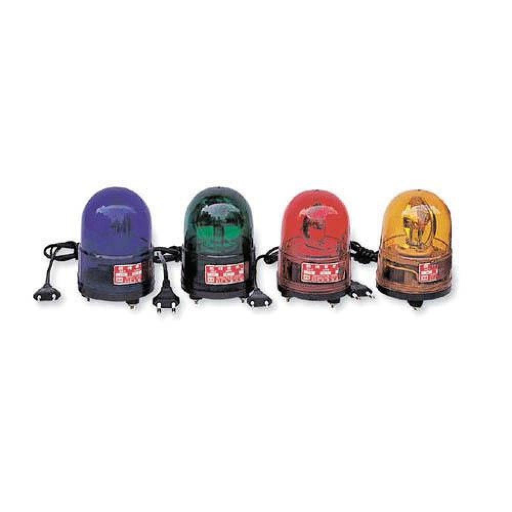 에이스 경광등(회전볼트) 100-220V 870-0203 에이스 경광등 경광등회전볼트 에이스경광등 경고등 안전 안전표시 위험