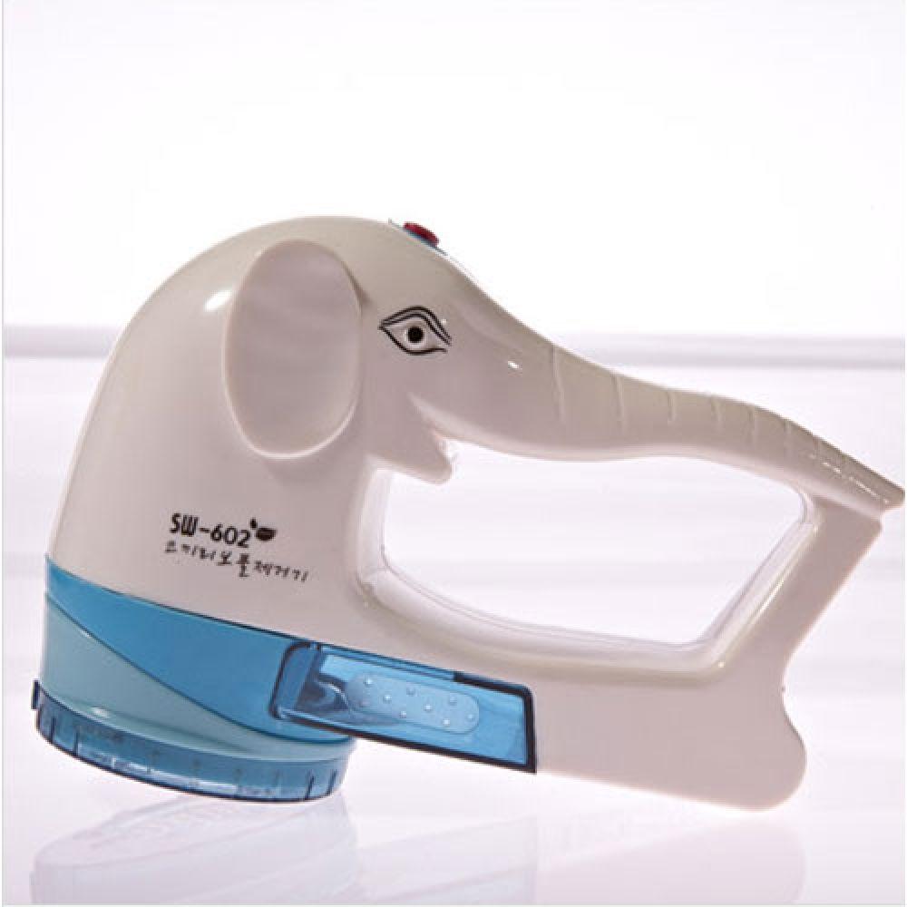 충전식 코끼리 보풀제거기 세탁용품 생활용품 보풀제거기 보풀제거 세탁용품 생활용품 충전식
