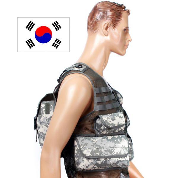 전술 탄창 조끼 방수 전술조끼 군용조끼 침투조끼 군용조끼 밀리터리조끼 군용베스트