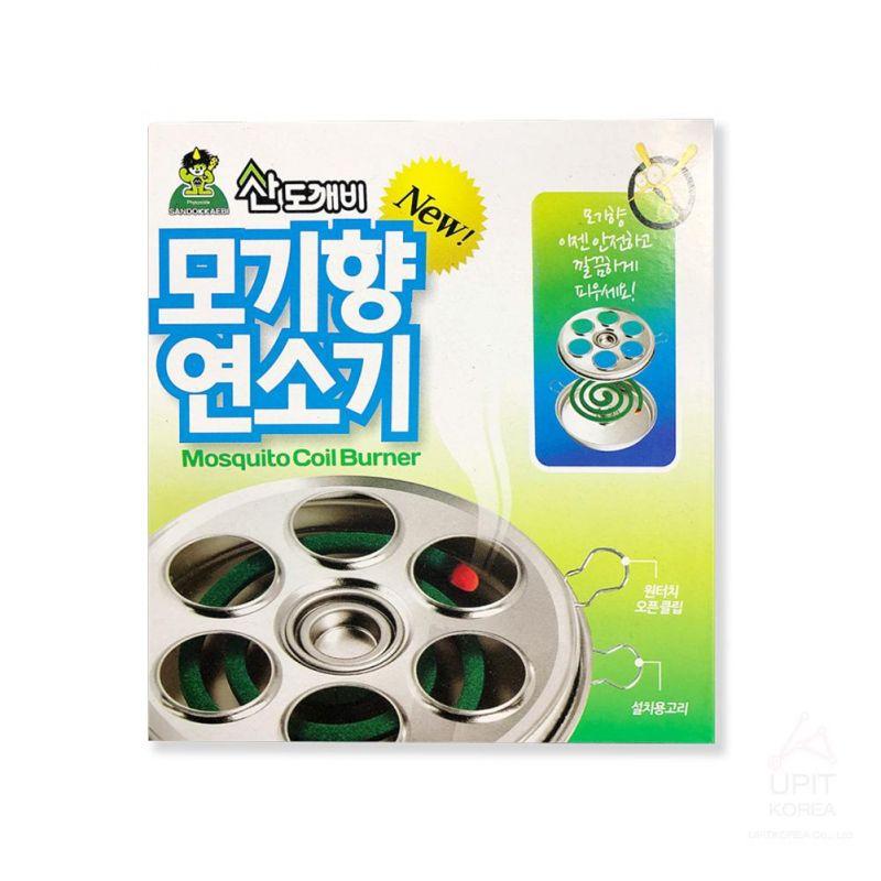 모기향 연소기_4125 생활용품 집안잡화 가정용품 생활잡화 집안용품